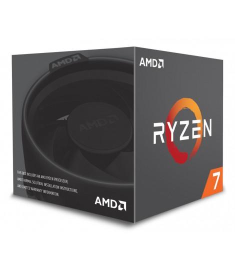 Procesor AMD Ryzen 7 1700 (16M Cache, 3.00 GHz)