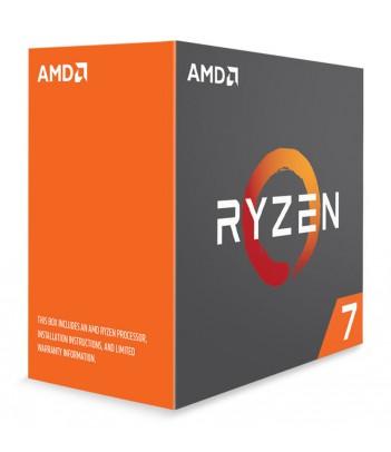 Procesor AMD Ryzen 7 1800X (16M Cache, 3.60 GHz)