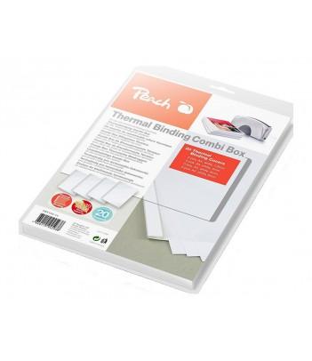 Zestaw opraw do termobindowania Peach PBT100-14 (20 szt.)