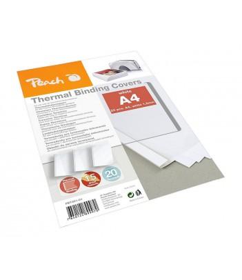 Okładki do termobindownicy Peach PBT301-01 (20 szt.)