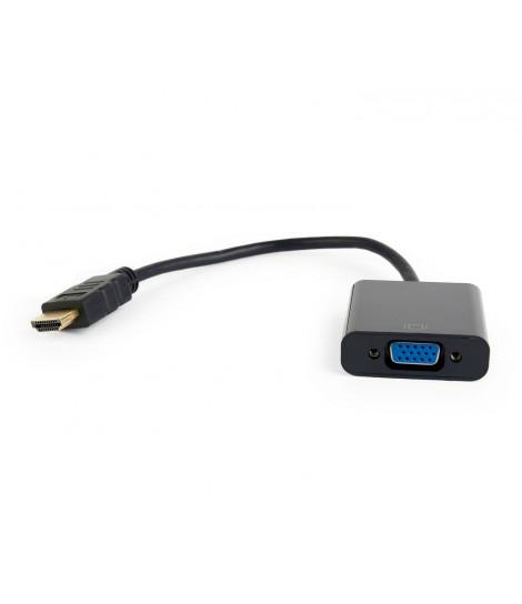 Adapter HDMI-VGA Gembird A-HDMI-VGA-04