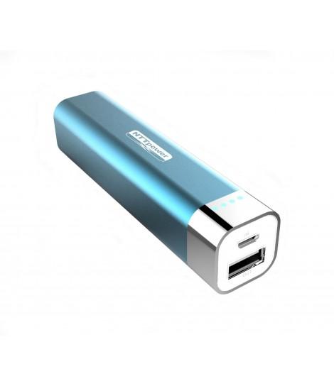 Power Bank NTTpower X2, pojemność 2600 mAh, USB