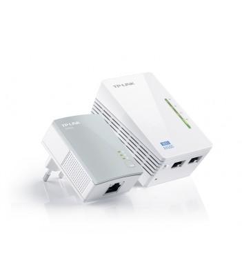 Zestaw transmiterów sieciowych TP-Link TL-WPA4220 KIT