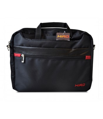 "Torba HIRO EVO415 do notebooka 15.6"" (czarna)"