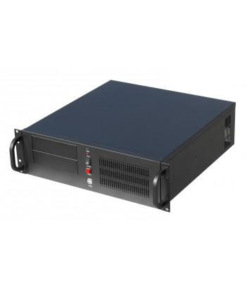 """Obudowa serwerowa ATX Gembird 19CC do szaf Rack 19"""" 3U"""