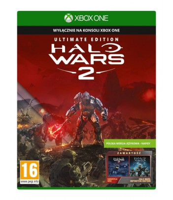 Gra Xbox One Halo Wars 2: Ultimate Edition