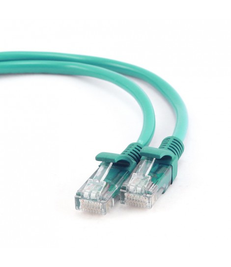 Kabel sieciowy UTP Gembird PP6U-3M/G kat. 6, Patch cord RJ-45 (3 m)