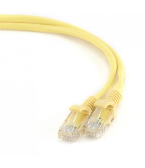 Kabel sieciowy UTP Gembird PP6U-2M/Y kat. 6, Patch cord RJ-45 (2 m)
