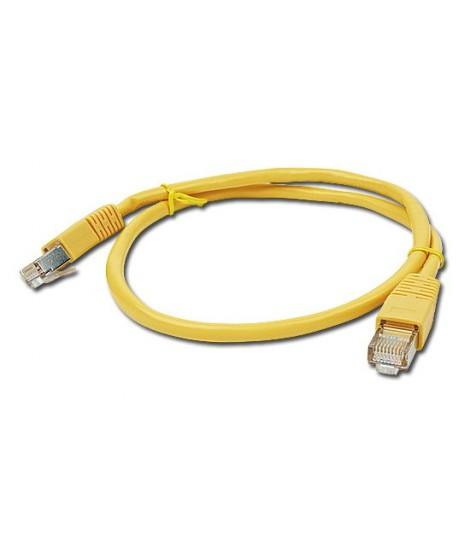Kabel sieciowy FTP Gembird PP22-2M/Y kat. 5e, Patch cord RJ-45 (2 m)