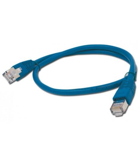 Kabel sieciowy FTP Gembird PP6-2M/B kat. 6 Patch cord RJ-45 (2 m)