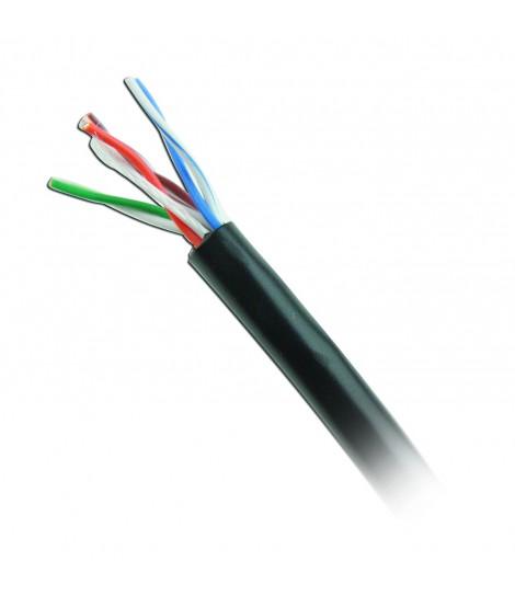 Kabel sieciowy UTP Gembird UPC-5051E-SO-OUT kat. 5e (drut 305 m)