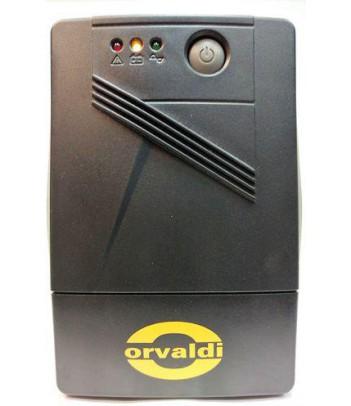 Zasilacz UPS Orvaldi 650 LED USB