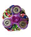 Zabawka antystresowa Fidget Spinner (mix kolorów)