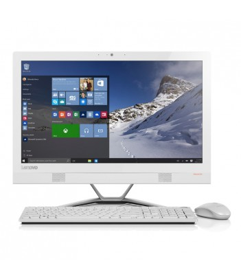 """All-in-One LENOVO IdeaCentre 300-23ISU 23"""" (F0BY00PBPB) White"""