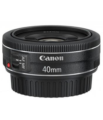 Obiektyw Canon EF 40mm f/2.8 STM + futerał