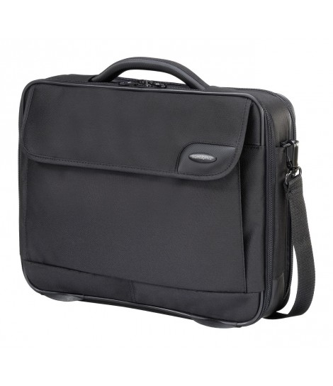 "Torba Samsonite Classic ICT Office do notebooka 15.6"", dwie komory (czarna)"