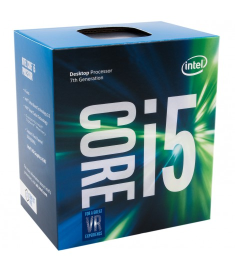 Procesor Intel® Core™ i5-7600 (6M Cache, 3.50 GHz)