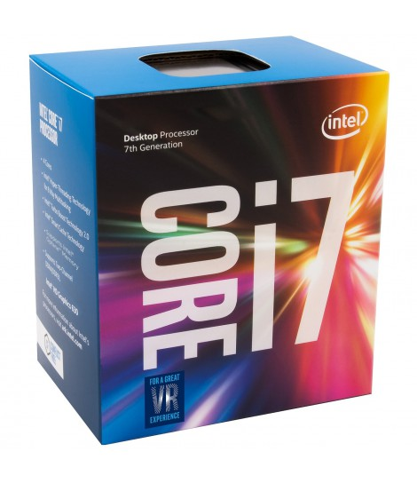 Procesor Intel® Core™ i7-7700 (8M Cache, 3.60 GHz)