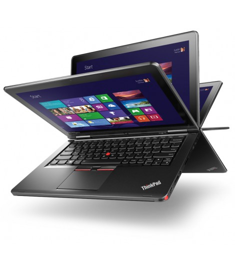 "Notebook LENOVO ThinkPad Yoga 12 12.5"" (20DL002APB) Black"