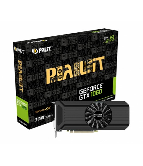 Palit GeForce GTX 1060 StormX 3G 3GB