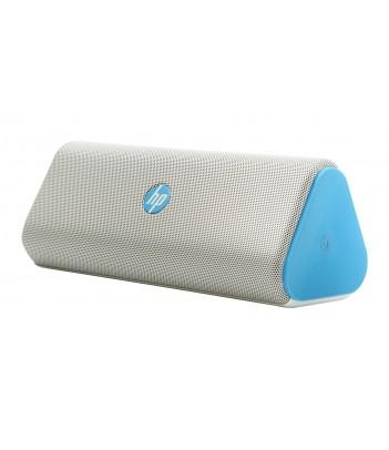 Głośnik bezprzewodowy HP Roar BT (biało-niebieski)