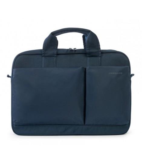 "Torba Tucano Più Bag M do notebooka 15.6"" i MacBooka Pro 15"" Retina (niebieska)"