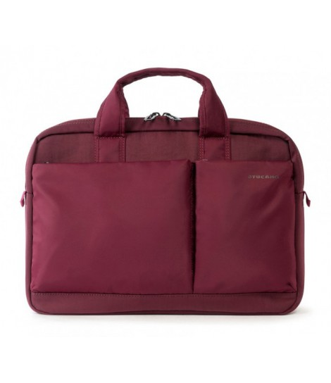 "Torba Tucano Più Bag S do notebooka 13.3"" - 14"" i MacBooka Pro 13"" Retina (bordowa)"