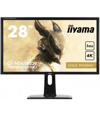 "iiyama 28"" TN G-MASTER GB2888UHSU-B1 (GWARANCJA ZERO MARTWYCH PIXELI)"