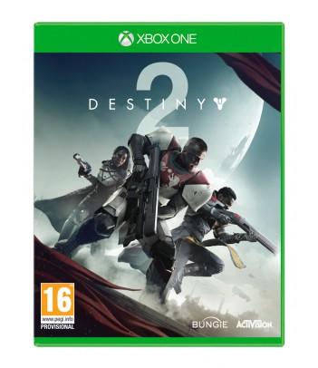 Gra Xbox One Destiny 2
