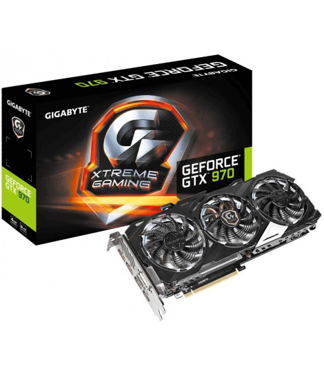 Gigabyte GeForce GTX970 XTREME 4GB