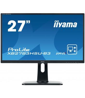 """iiyama 27"""" AMVA+ XB2783HSU-B3 (GWARANCJA ZERO MARTWYCH PIXELI)"""