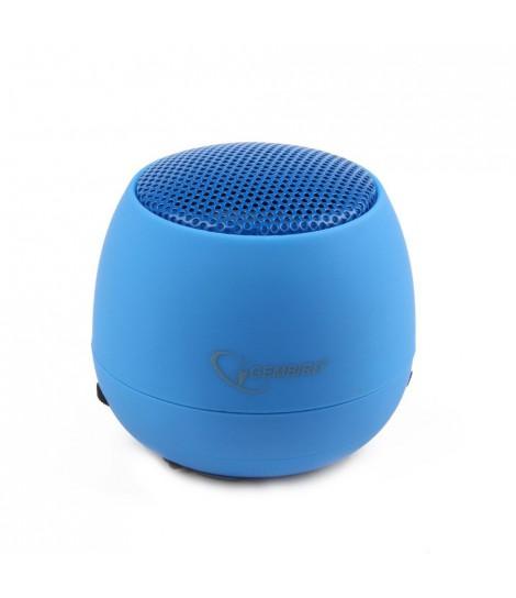 Głośnik przenośny Gembird SPK-103-B (niebieski)