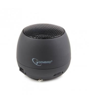 Głośnik przenośny Gembird SPK-103 (czarny)
