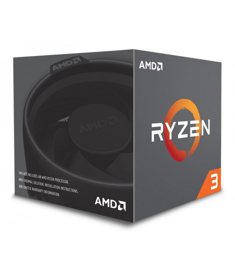 Procesor AMD Ryzen 3 1200 (8M Cache, 3.10 GHz)