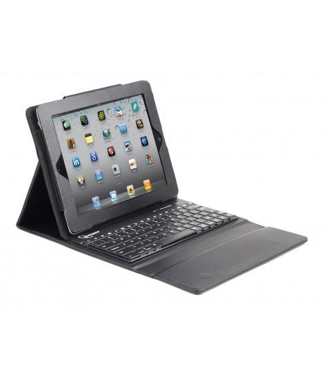 Etui z klawiaturą Gembird TA-KBT97-001 do iPada 2/3 i iPada 4 Retina