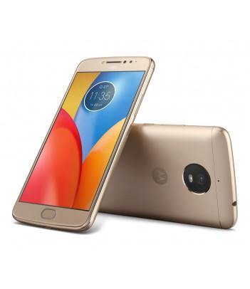 """Telefon MOTOROLA Moto E4 Plus 5.5"""" (PA700063PL) Gold"""
