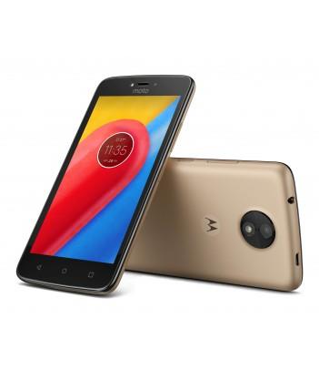 """Telefon MOTOROLA Moto C 5"""" (PA6L0082PL) Gold"""