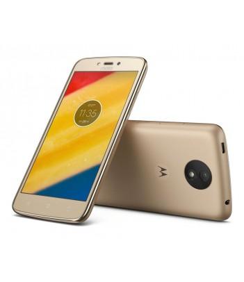 "Telefon MOTOROLA Moto C Plus 5"" (PA800085PL) Gold"