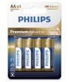 Bateria alkaliczna Philips Premium Alkaline LR6, typ AA (4 szt.)