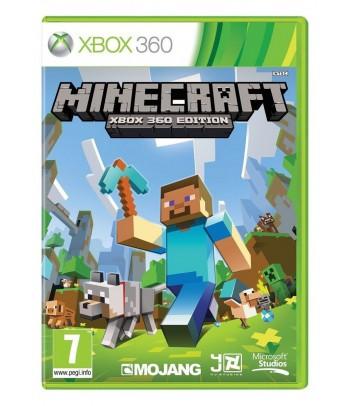 Gra Xbox 360 Minecraft