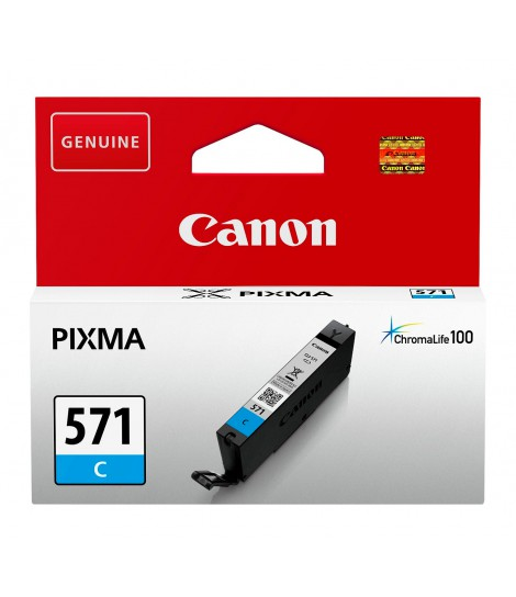 Tusz Canon CLI-571 (cyan)
