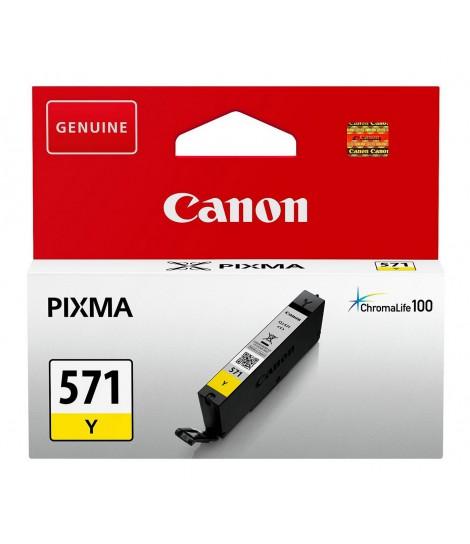 Tusz Canon CLI-571 (yellow)