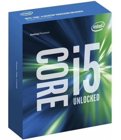 Procesor Intel® Core™ i5-6600K (6M Cache, 3.50 GHz)