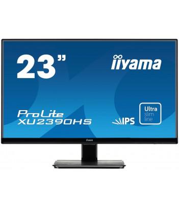 "iiyama 23"" AH-IPS XU2390HS-B1 (GWARANCJA ZERO MARTWYCH PIXELI)"