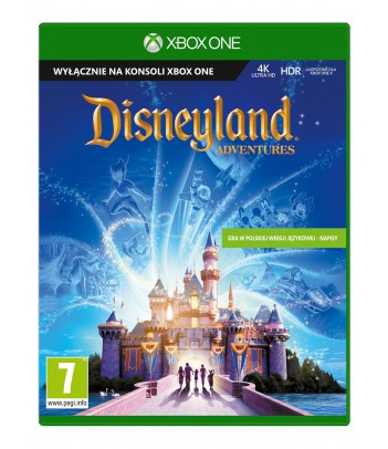 Gra Xbox One Disney Adventures