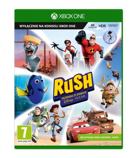 Gra Xbox One Rush: A Disney Pixar Adventure