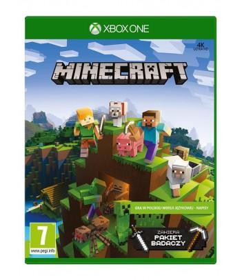 Gra Xbox One Minecraft Explorer's Pack