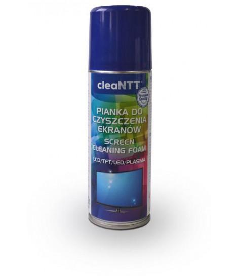 Pianka cleaNTT CLN0020 do czyszczenia ekranów, 200 ml