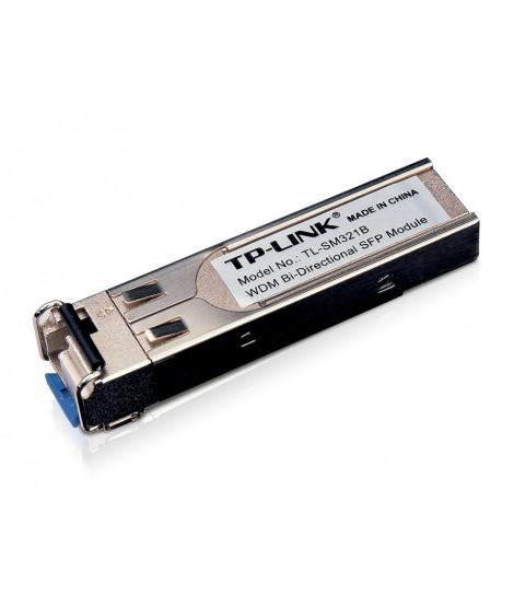 Moduł światłowodowy dwukierunkowy SFP, WDM TP-Link TL-SM321B