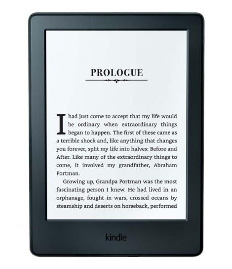Czytnik e-book Amazon Kindle Touch 8, czarny (z reklamami)
